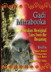 Aboriginal Stories Book